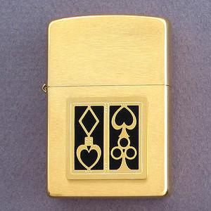 Poker Cigarette Lighters