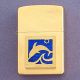 Dolphin Cigarette Lighters