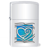 Heart Cigarette Lighter