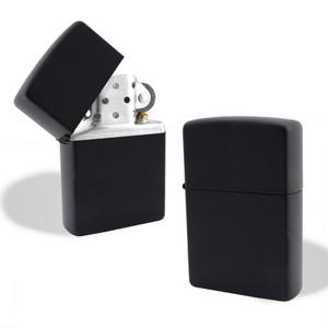 Black Zippo Cigarette Lighters