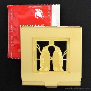 Penguin Condom Cases