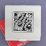 Asian Dragon Condom Holders