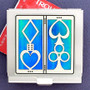 Poker Player Condom Cases