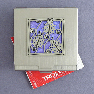 Ladybugs Condom Cases