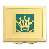 Prom Queen Makeup Mirror Compact