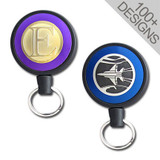 Decorative Retractable Key Reels