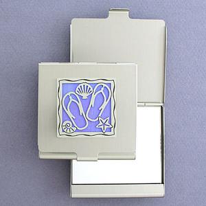 Flip-Flop Compact Mirror