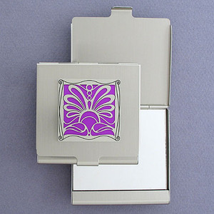 Psychedelic Splash Compact Mirrors