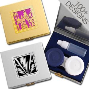 Unique Contact Lens Cases