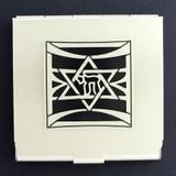 Jewish Compact Mirror