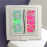 Lucky In Love Compact Mirrors
