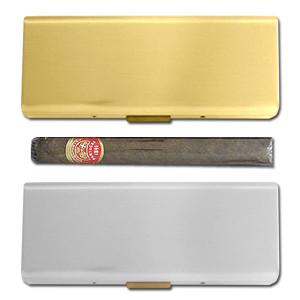 "Sleek 5"" Travel Cigar Holders"