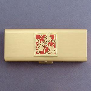 Ladybug Weekly Pill Case