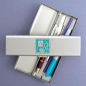 Artist Easel Pencil Case