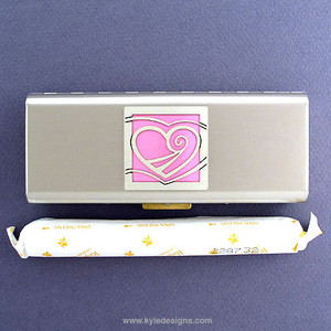 Heart Tampon Case