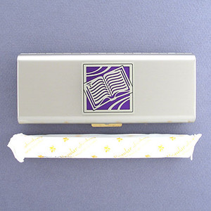 Book Tampon Case