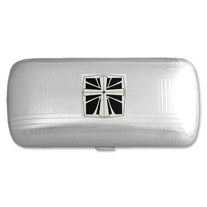 Christian Cross Eyeglasses Case