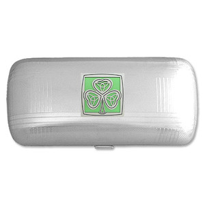 Shamrock Glasses Case