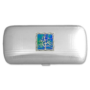Tree of Life Glasses Case