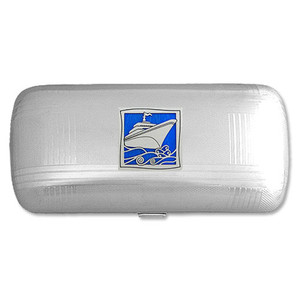 Cruise Ship Glasses Case