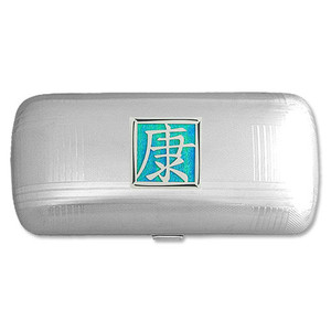 Health Character Eyeglass Cases