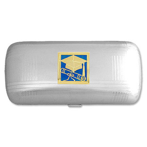 Graduation Cap Glasses Case