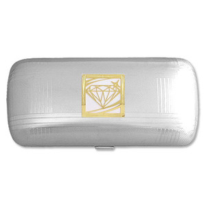 Diamond Eyeglass Case