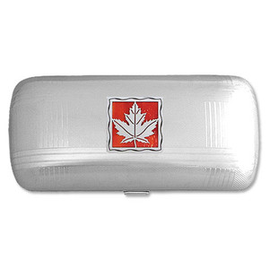 Maple Leaf Glasses Cases