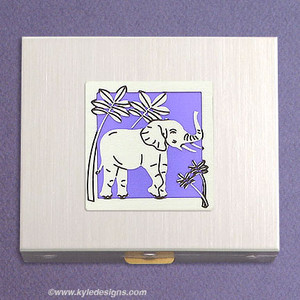 Elephant Large Pill Box