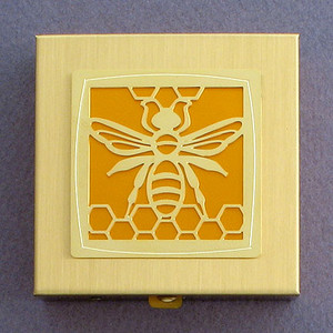 Bee Vitamin Case