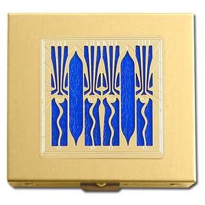Art Deco Vitamin Case