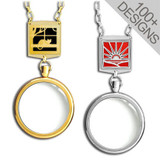 Attractive Magnifying Glass Necklaces