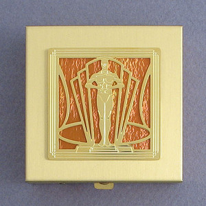 Award Statue Vitamin Case