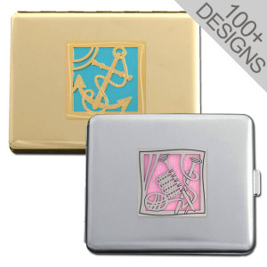 Unique Metal Credit Card Wallets