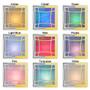 Art Glass Colors for Custom Night Lights