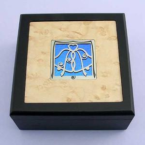 Wedding Bells Jewelry Box