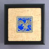 Eagle Small Decorative Wood Box