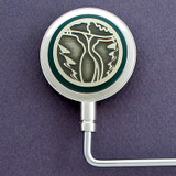 Virgo Sign Purse Hook