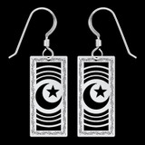 Islam Symbolic Earrings