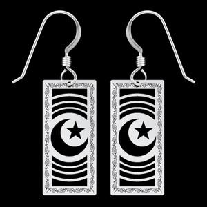 Islam Symbolic Earrings