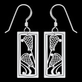 Lacrosse Earrings