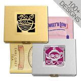 Travel Tea Bag or Sweetener Cases