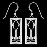 Cooks Spoon Earrings