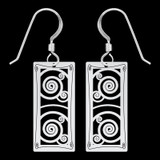 Spirals Earrings