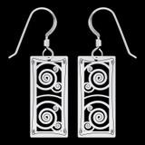 Spirals Earrings