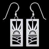 Morning Sunrise Earrings