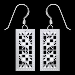 Quilter Earrings