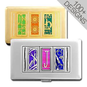 Custom Cigarette Case or Wallet