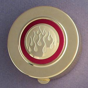Flame Pillbox - Large