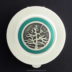 Tree of Life Pill Case - Large
